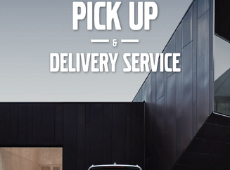 VOLVO PICK UP & DELIVERY SERVICE BEI DER AUTO LEMP AG