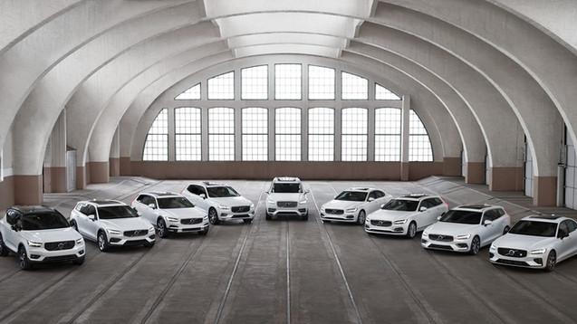 Alles über Volvo
