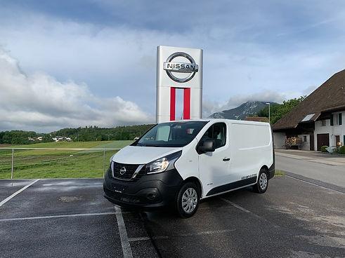 Nissan bei der Auto Lemp AG