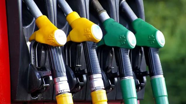 Treibstoffangebot