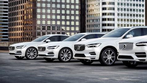 Volvo Website