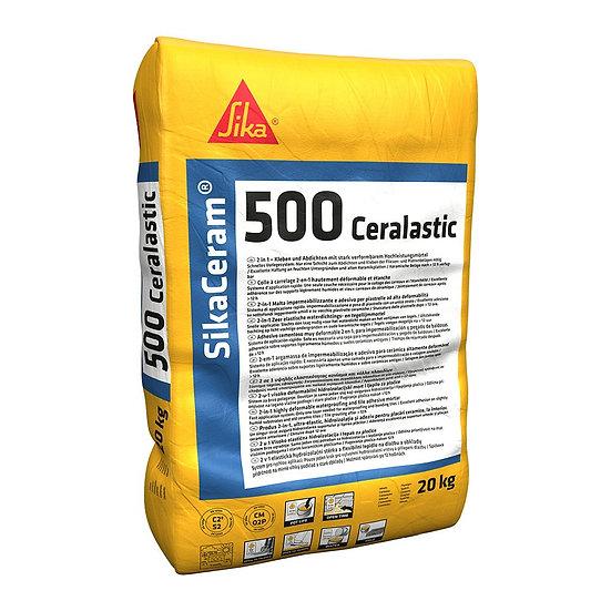 סיקה סרם 500 – סרלסטיק