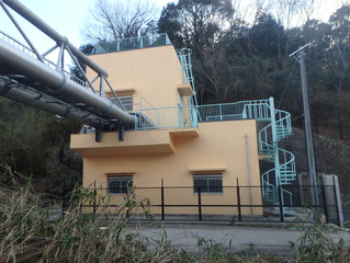 5拡送水トンネル更新他工事