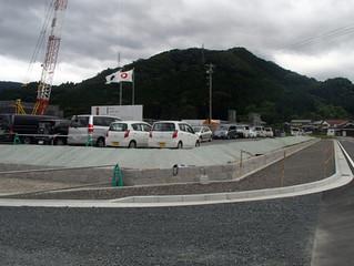 朝来医療センター及び朝来市保健センター整備事業用地 敷地造成・道路改良工事