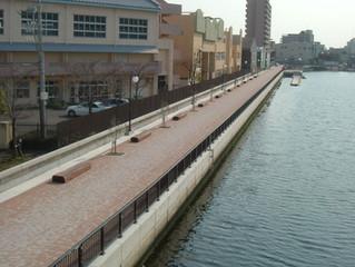 兵庫運河地区(浜山)プロムナード整備工事(その2)