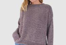 SASS Angie Knit Grey Marle
