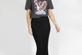 SASS Cecile Skirt Black