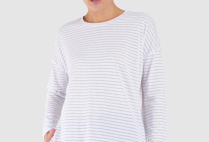 BETTY BASICS Carly Long Sleeve Top