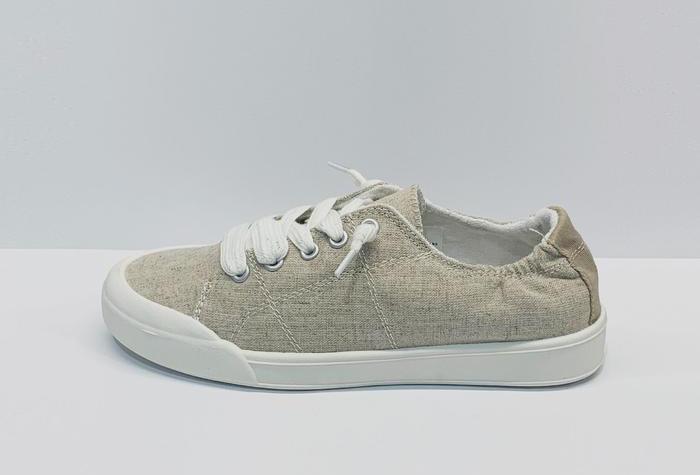 BETTY BASICS Sail Sneaker - Linen