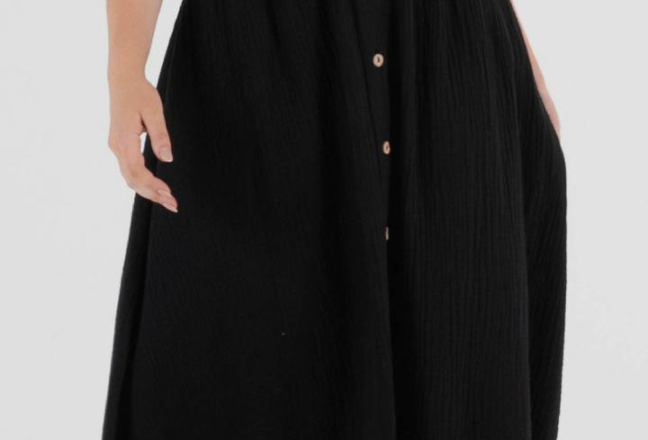 SASS Lulu Skirt - Black