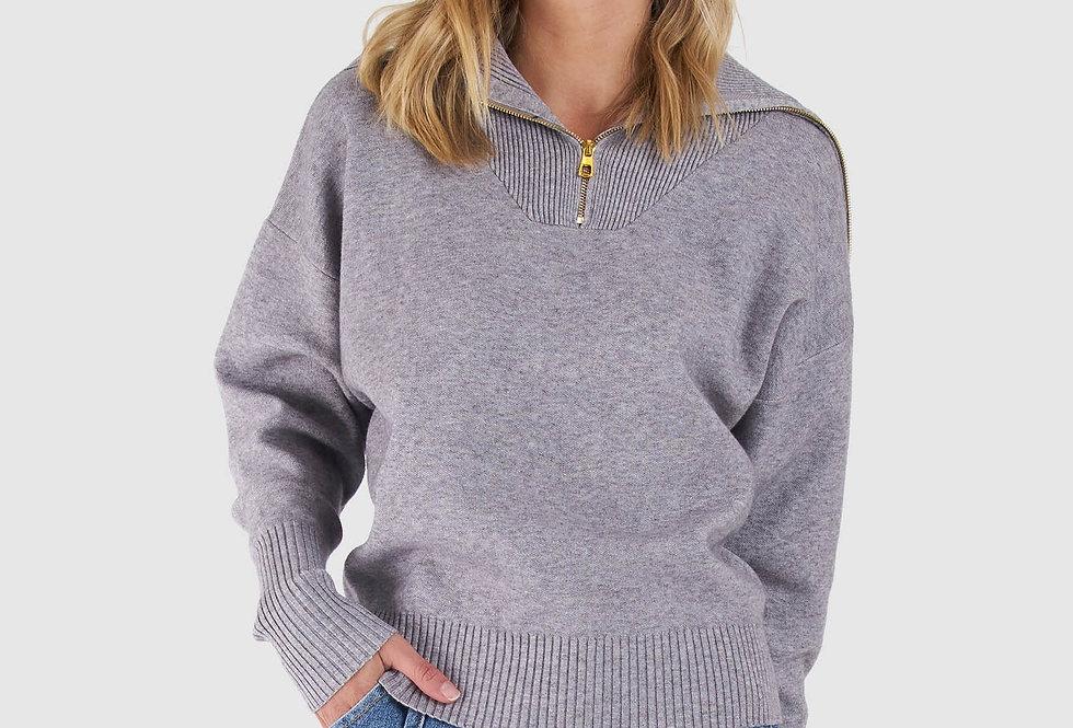 SASS Lea Knit Grey