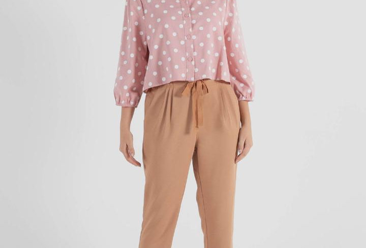 SASS Kastel Pants - Toffee