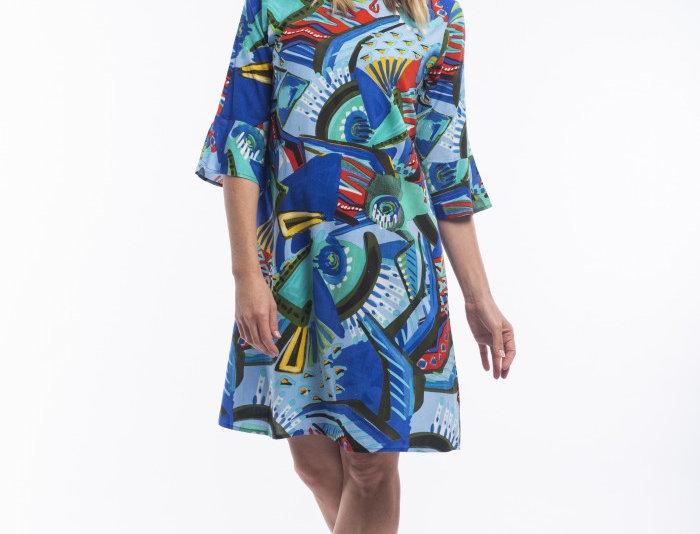 ORIENTIQUE Granada Contemporary Dress