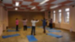 Qi gong : partage et ressenti d'énergie