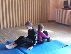 Atelier relaxation pour enfants à Le Nayrac