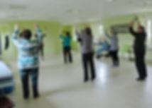Qi gong auprès des aidants des malades alzheimer