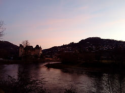 Qi gong à Entraygues sur Truyère, Aveyron