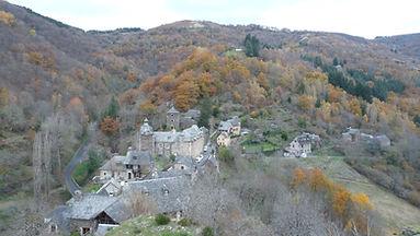 Cabinet de soins de Sandrine Carlus à Cabrespines, Aveyron.