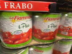 La fiammante Pomodoro