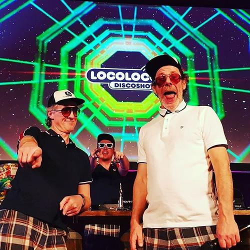 Loco Loco Discoshow, Barcelona