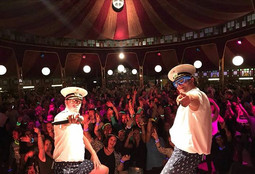 Captains at the Disco, Concert at SEA