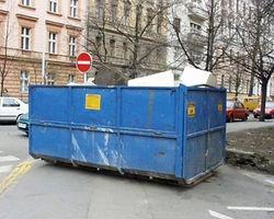 Velkoobjemový odpad