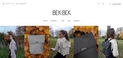 Batůžky Bek-Bek