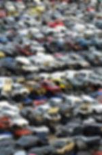 Jak se recyklují autovraky