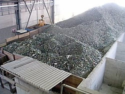 Ilustrační foto recyklace skla
