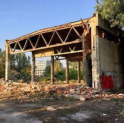Stavební demolice Praha 8