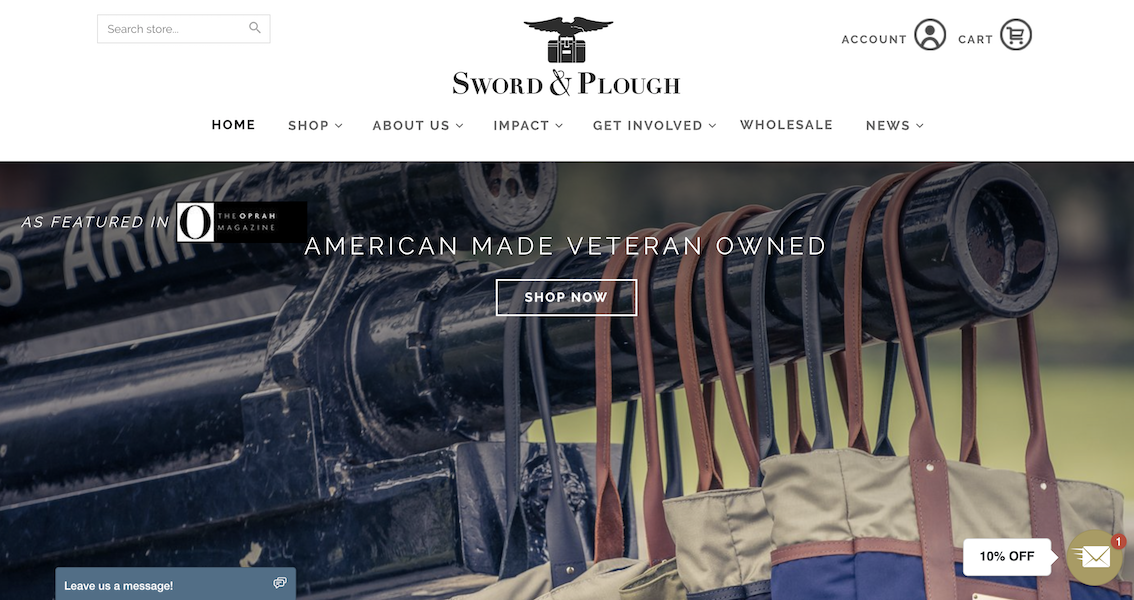 Sword&Plough USA