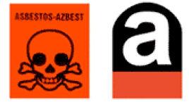 Azbest, nebezpečný odpad