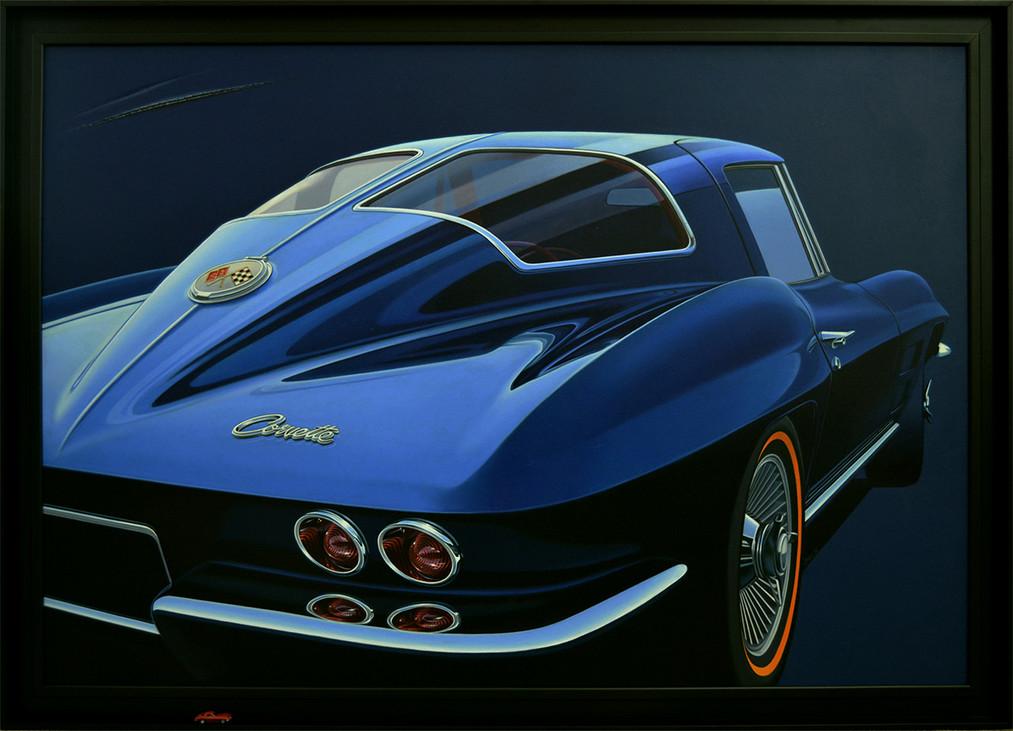 Pavel Holý Corvette 1963.jpg