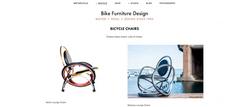 Bike Furniture Design
