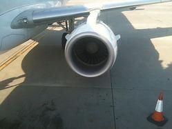 Třídění odpadu, letadla