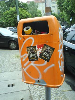 Berlín, Neměcko
