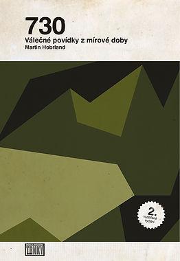 M. Hobrland | Válečné povídky z mírové doby.