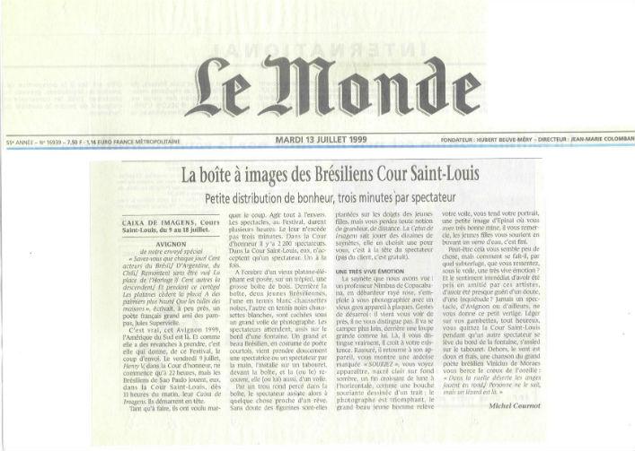 Crítica Le Monde