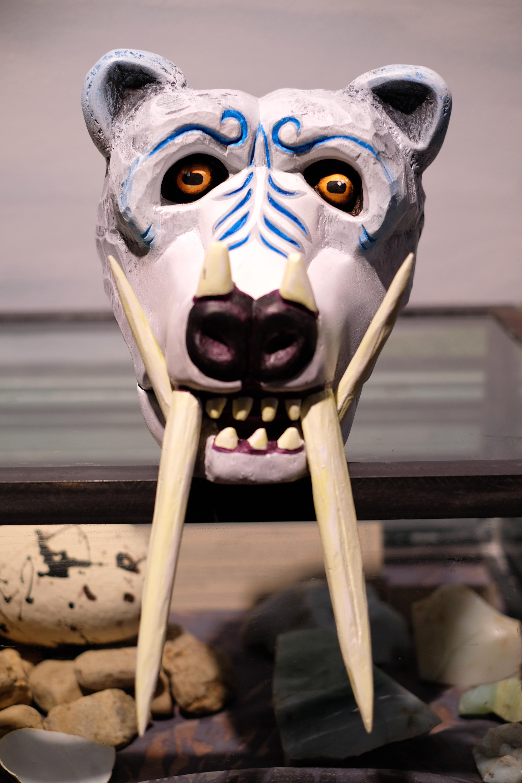 Polar Barong Mask