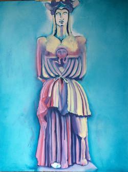 Athena Statue
