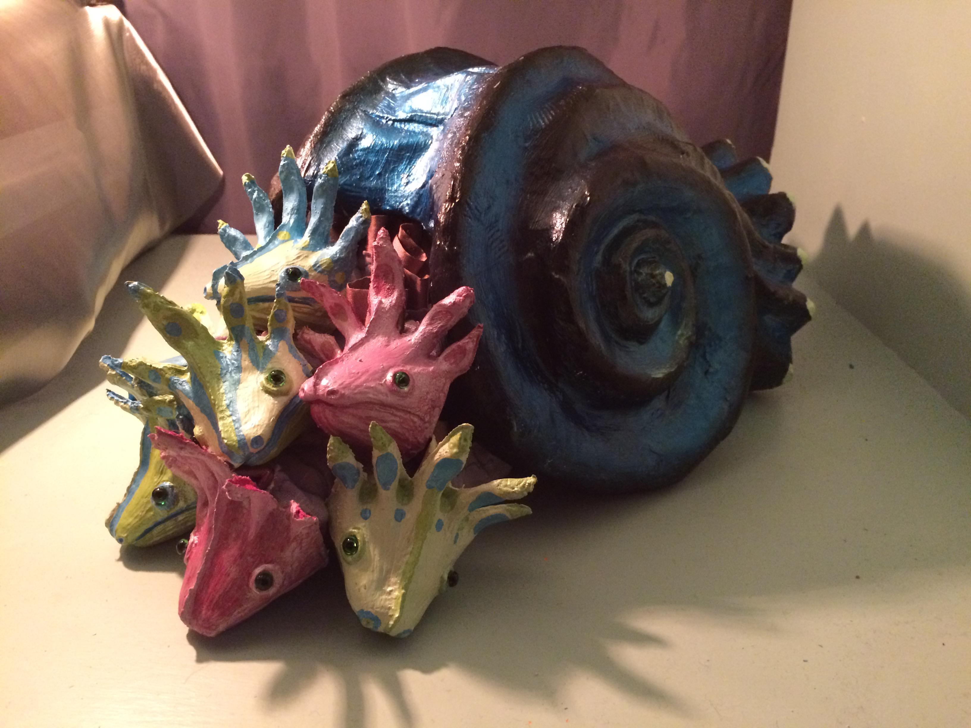 Hydra Snail