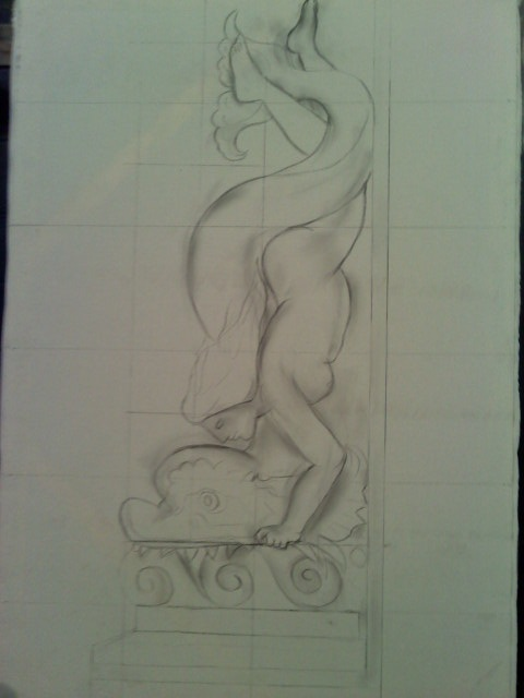 Marble Drawing