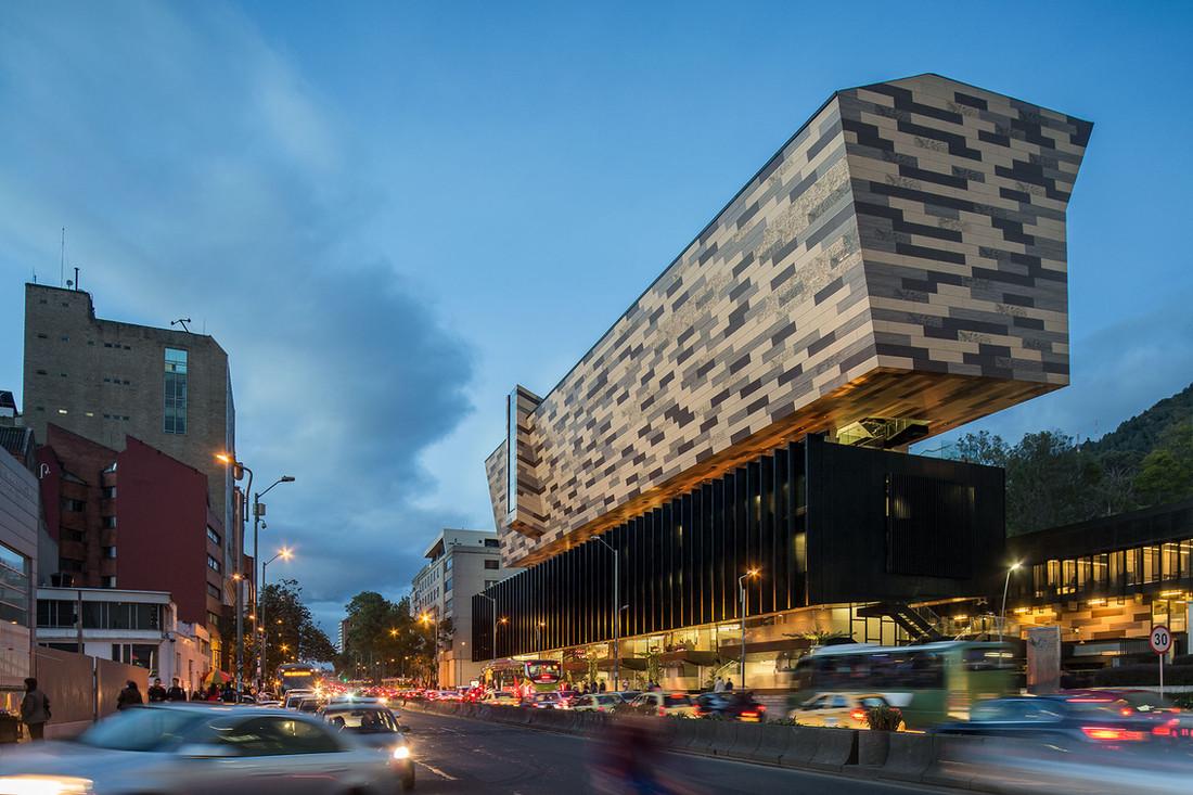 Edificio Universidad Ciudad