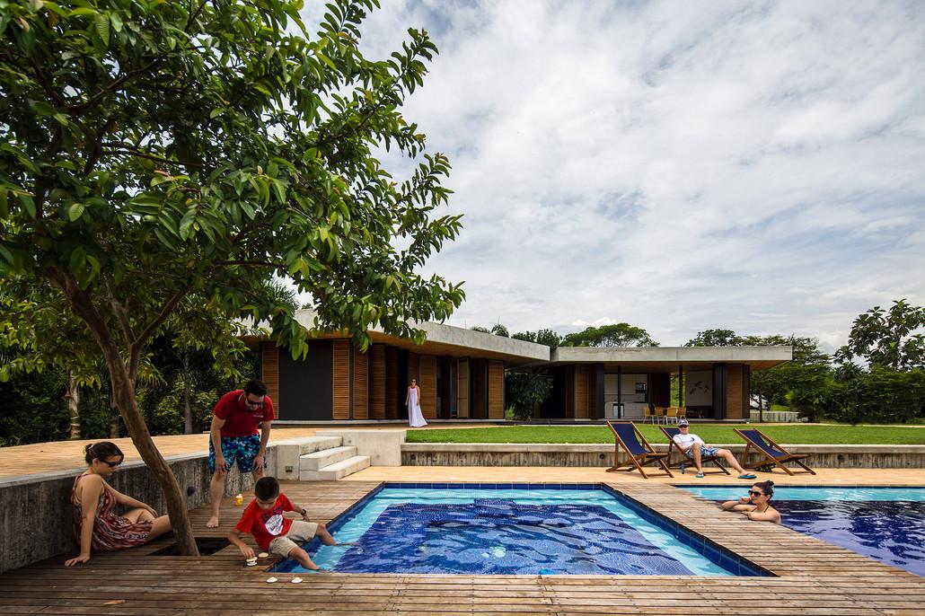 Casa Mesaguamo