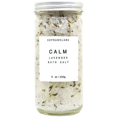 Lavender Calming Bath Salt
