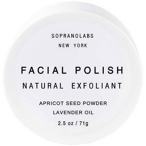 Lavender Vegan Facial Polish