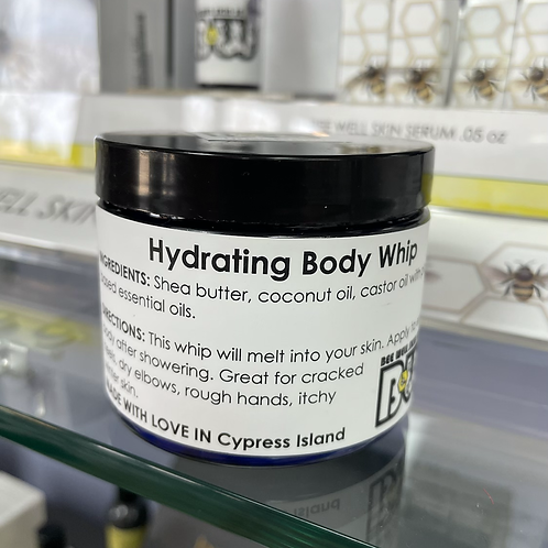 Hydrating Body Whip