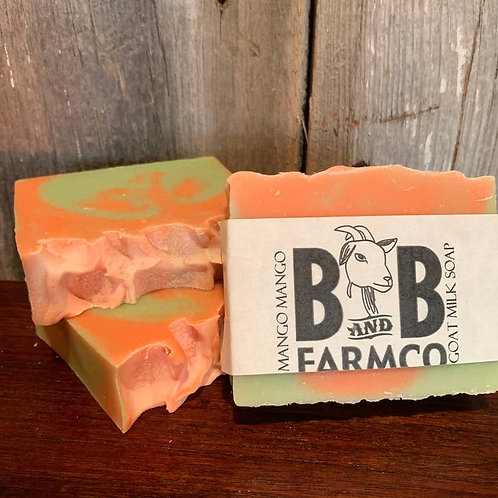 B&B Farms Goat Milk Soap