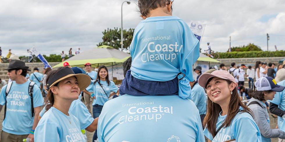 International Coastal Cleanup Fall Campaign