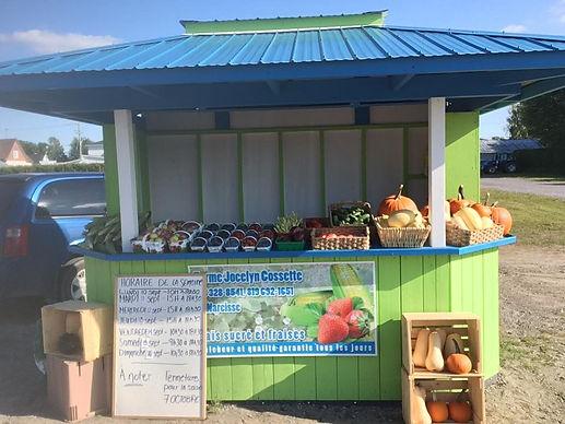 Kiosque Saint-Narcisse